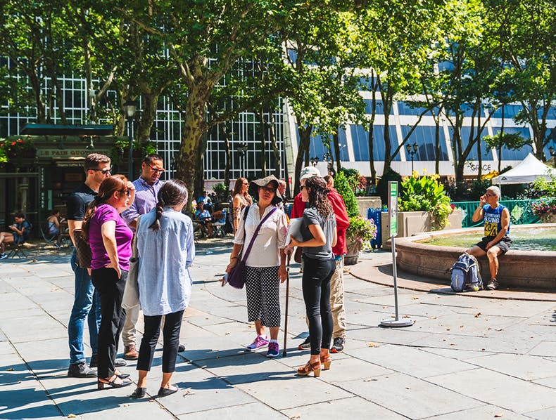 Bryant Park - Things to Do
